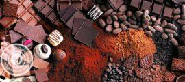 польза черного и белого шоколада