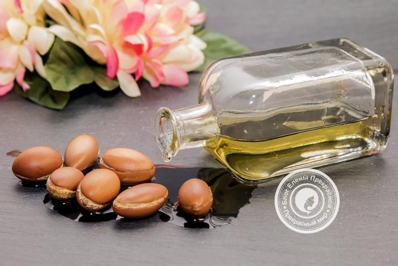 Аргановое масло применение