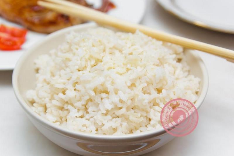 Как похудеть с помощью риса