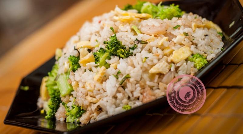 Экспресс-диета с рисом на 3 дня