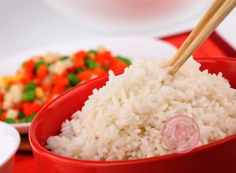 рисовая диета на 3 дня
