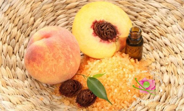 косметическое персиковое масло польза и вред