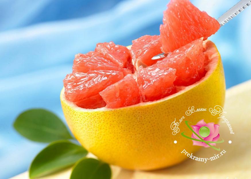 грейпфрут при простуде