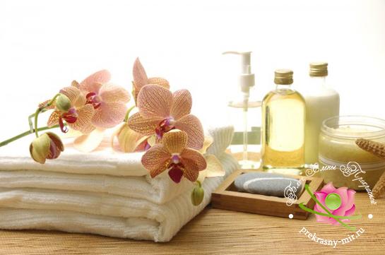 ванны с маслами от целлюлита