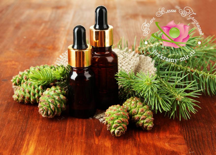 лечение с пихтовым маслом