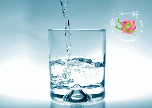 польза соленой воды