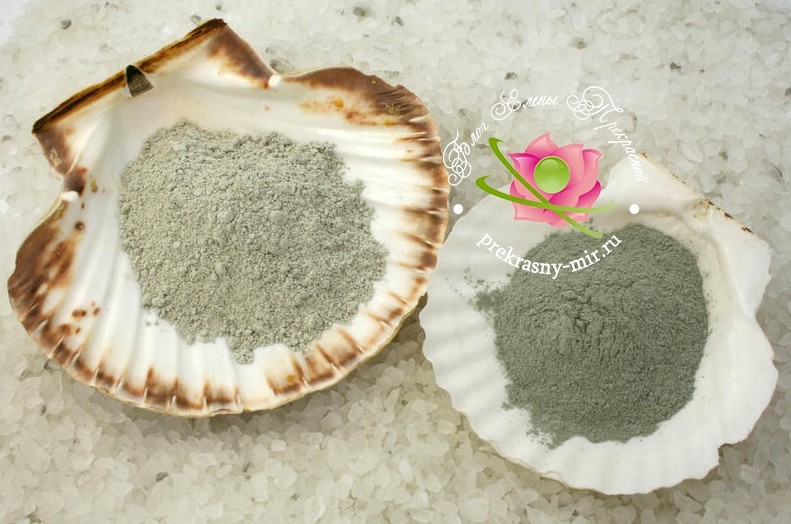 полезные свойства белой глины