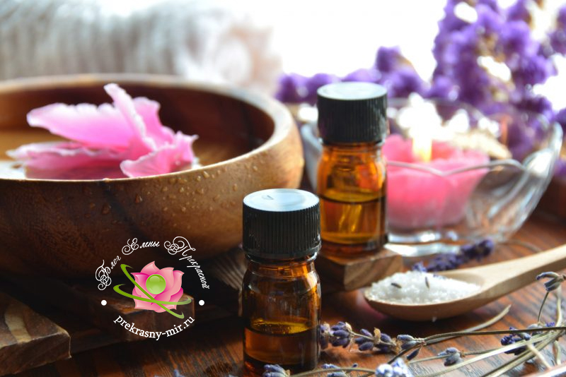 эфирные масла как использовать дома