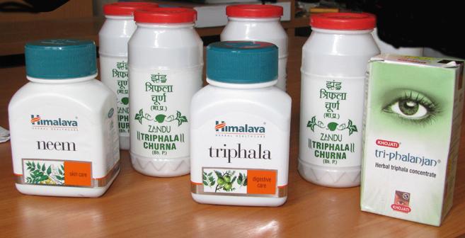 полезные свойства трифала