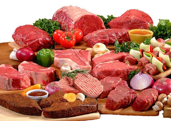 полезные свойства красного мяса