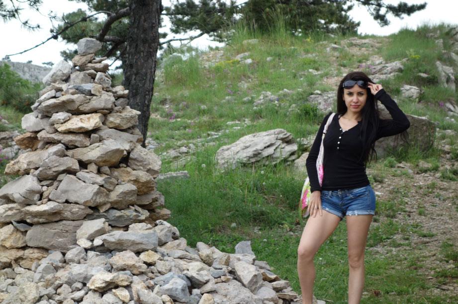 Печеры на Ай-Петри