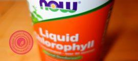 Жидкий хлорофилл