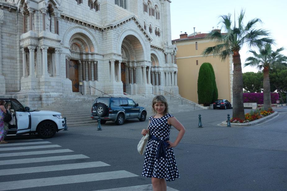 Монако-Вилль, Собор Святой Девы