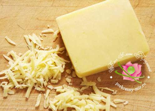 сыр чеддер рецепт