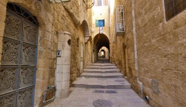 улицы Израиля