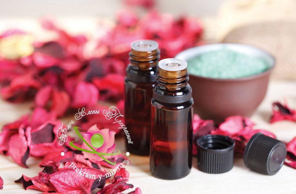 успокаивающие аромамасла