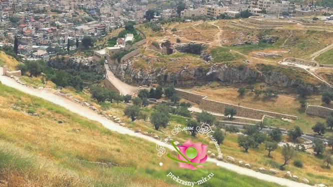 Геенна Огненная, Иерусалим
