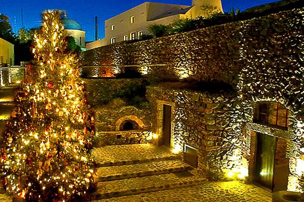 рождественские традиции в Греции