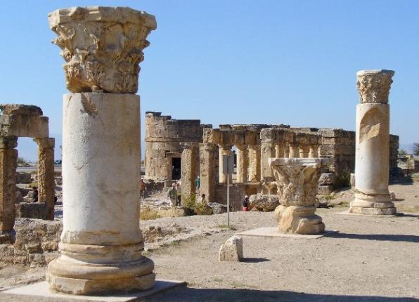 древний город Хиераполис