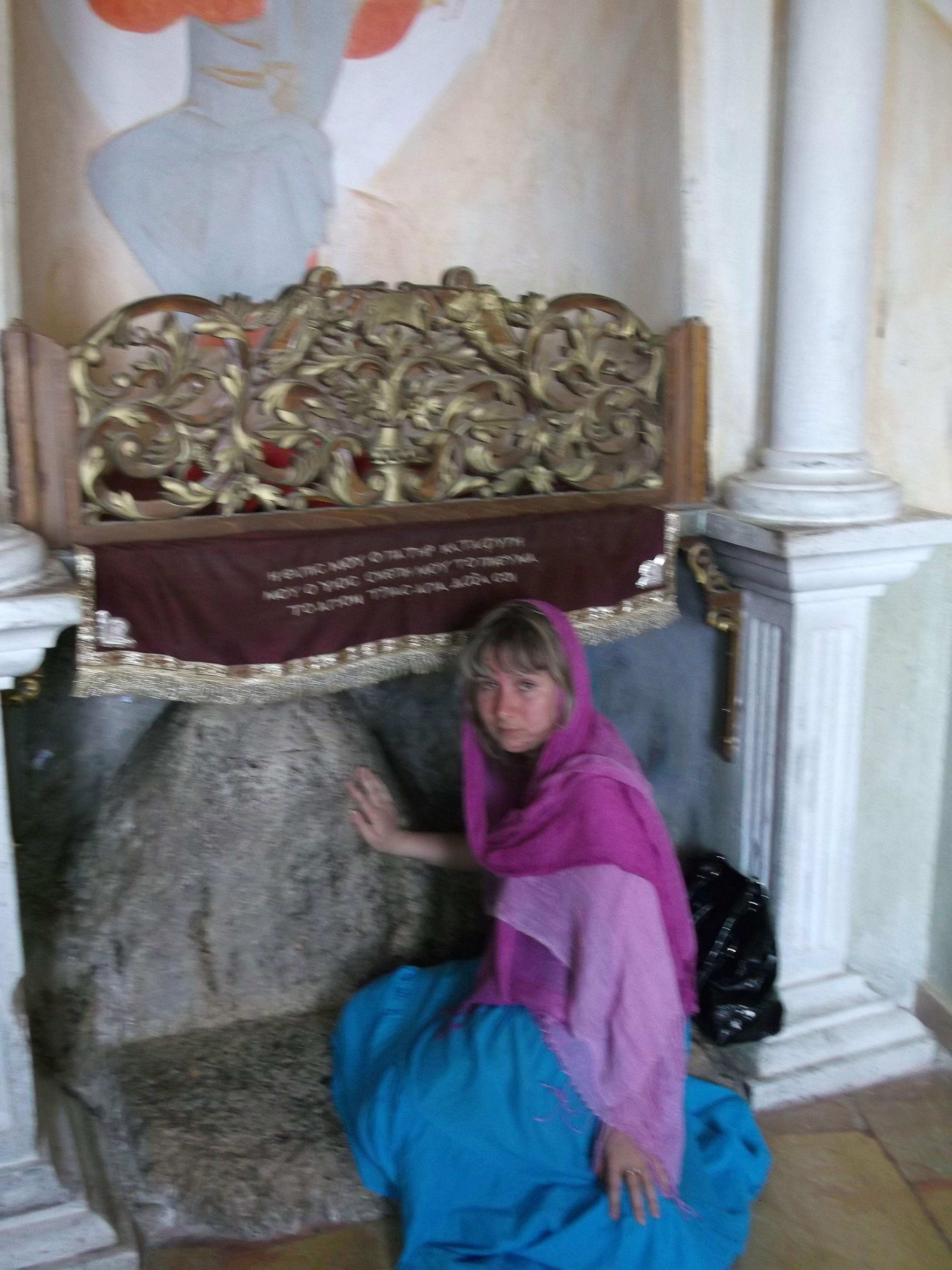 Храм в Иерихоне