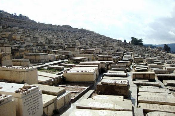 Кладбище на Масличной горе