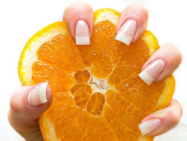 апельсиновое масло для ногтей