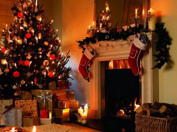 рождественские традиции в сша