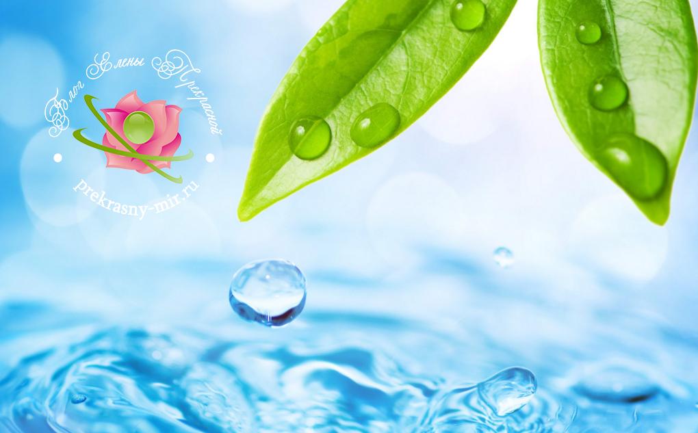 как правильно замораживать воду для питья