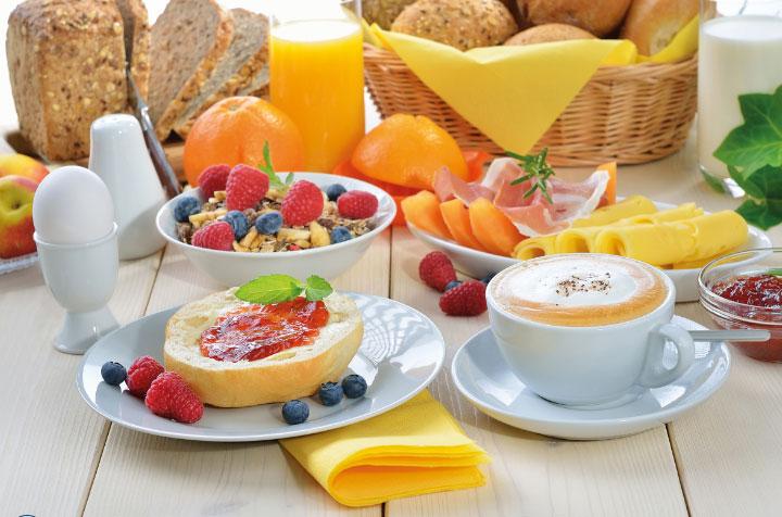 что кушать на завтрак при правильном питании