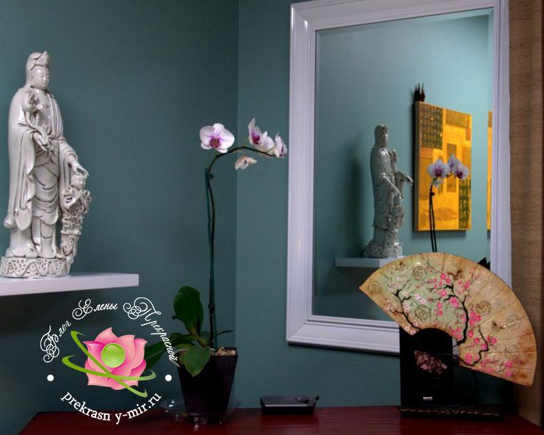 Зеркало по фен шуй в квартире или в доме: правила и советы