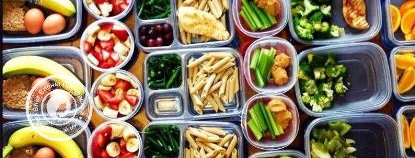Дробное питание для похудения  таблица меню на неделю 4801f23ac25
