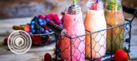 Смузи с ягодами рецепты