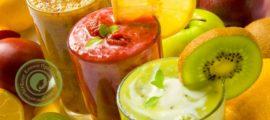 фруктовые смузи