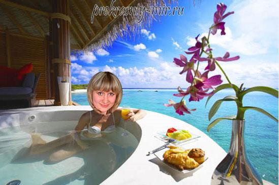 завтрак на Бали