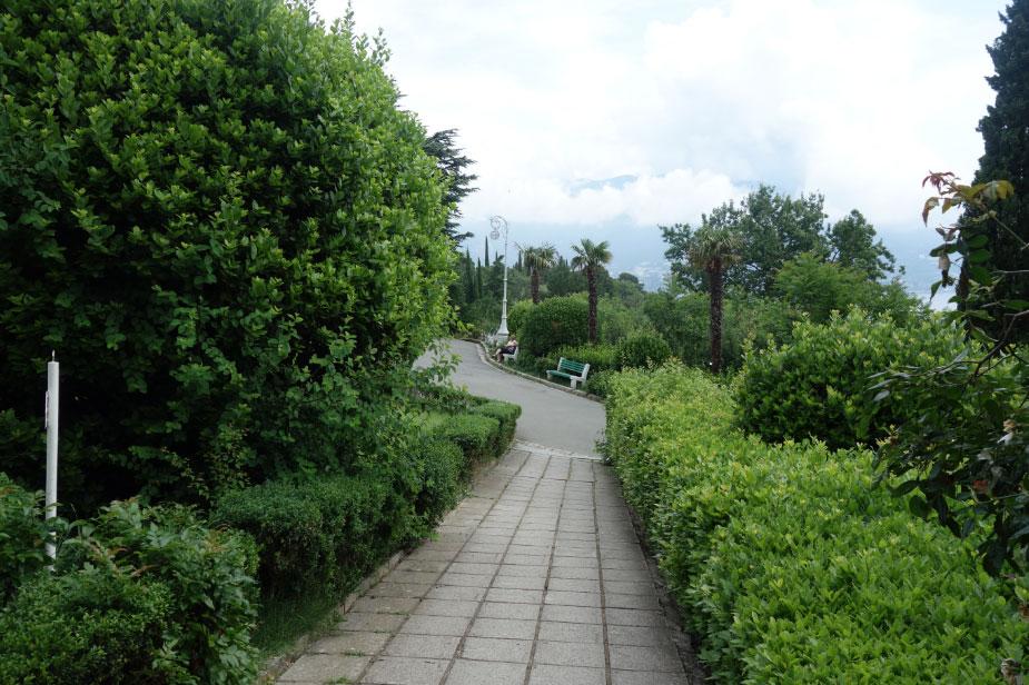 Ливадийский парк