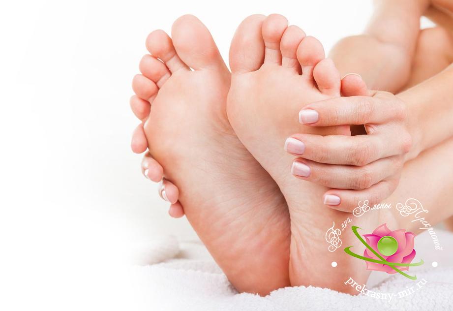 Как лечить мозоль на ногах