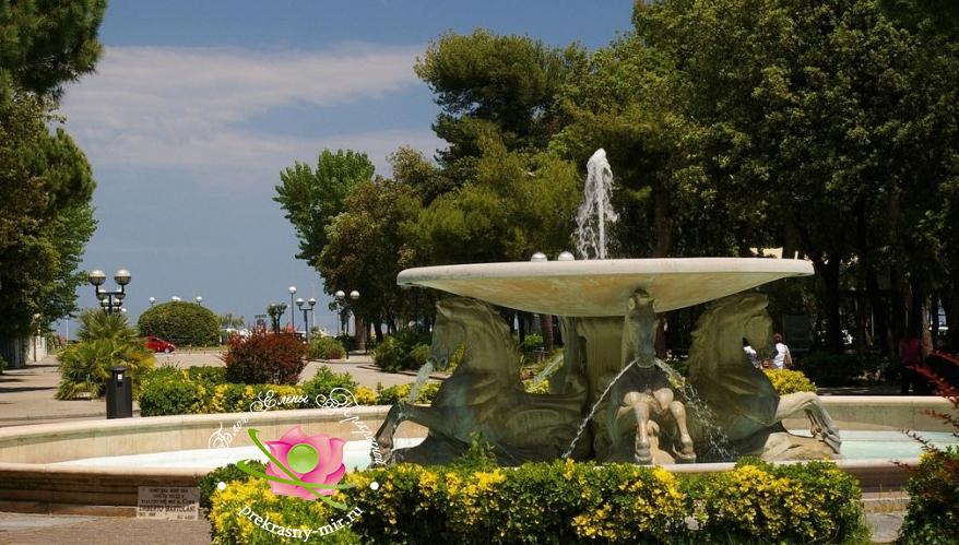 Парк Феллини