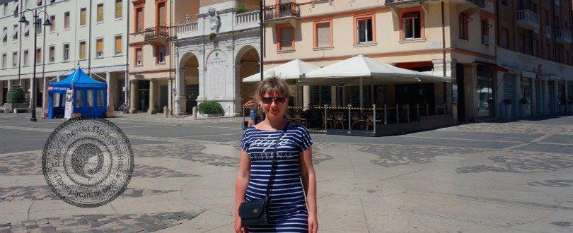 Приключения елены в италии