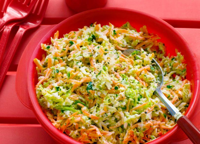 Салат из савойской капусты: рецепт в домашних условиях