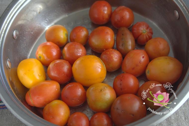 жареные помидоры на зиму рецепт