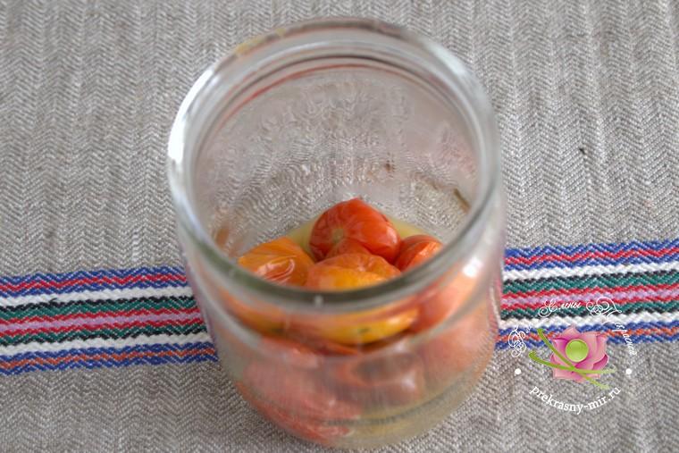 жареные помидоры на зиму рецепт с фото
