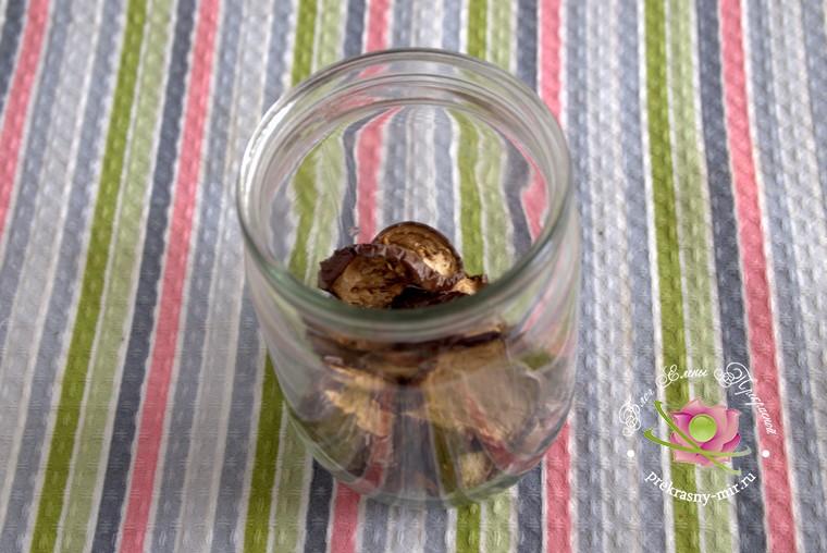 как приготовить вяленые баклажаны с базиликом на зиму