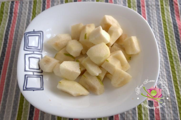 повидло из груш, яблок и бузины на зиму