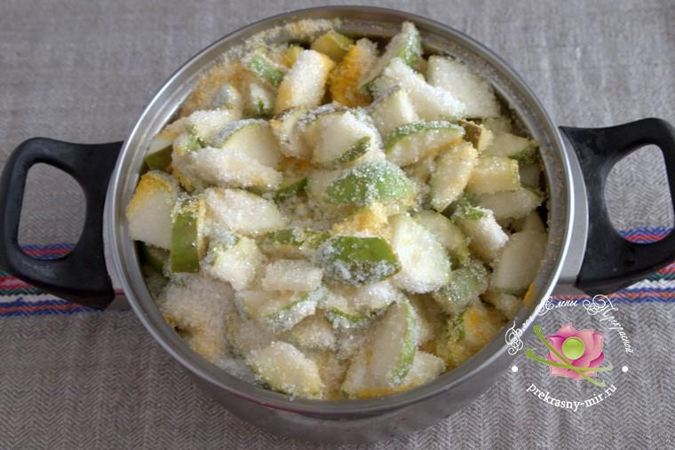 грушевое варенье с куркумой рецепт в домашних условиях