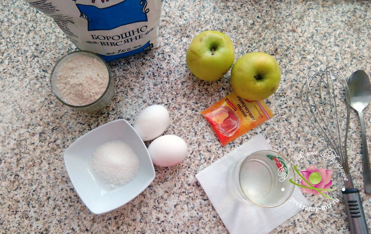 диетические овсяные оладьи продукты