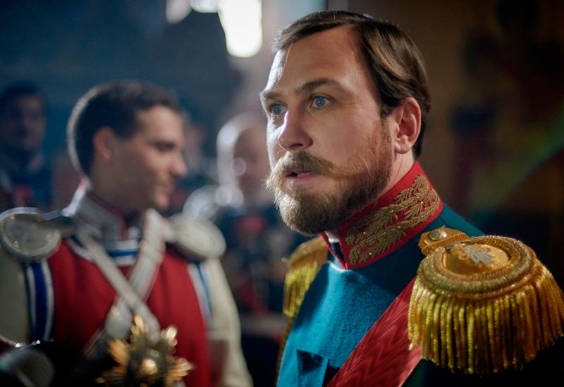 Русский царь Николай второй