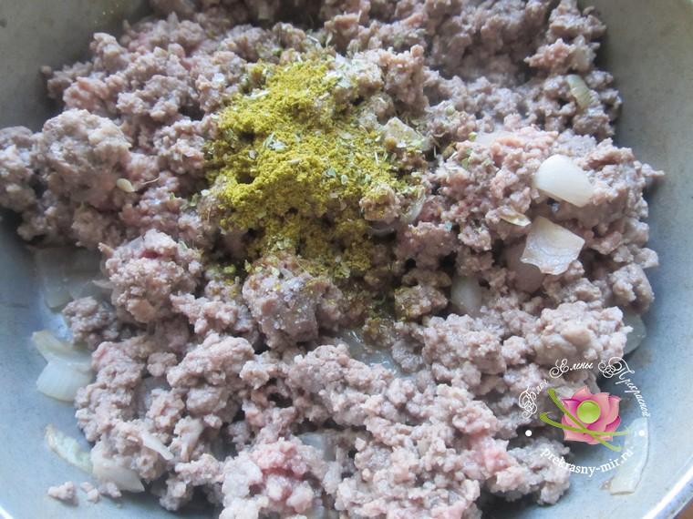 гратен с баклажанами и фаршем рецепт в домашних условиях