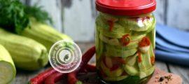 Острые кабачки на зиму рецепт в домашних условиях