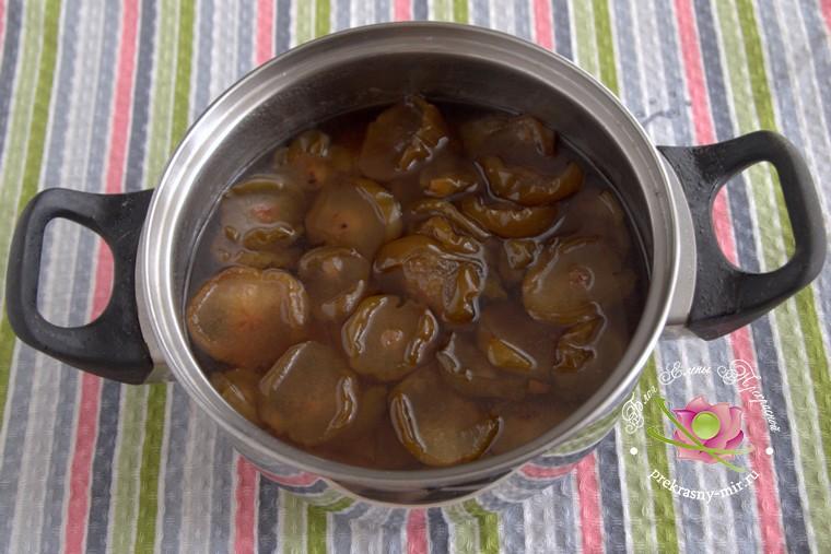 рецепт сухого грушевого варенья рецепт в домашних условиях