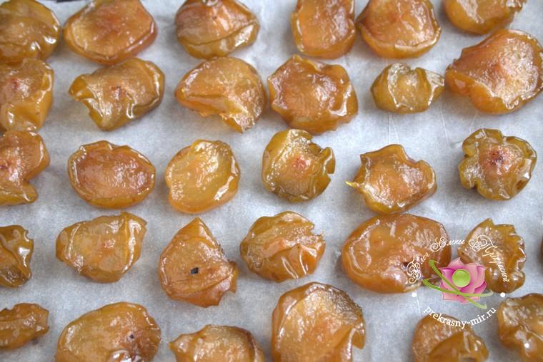 рецепт сухого грушевого варенья домашний рецепт